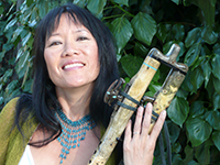 Suzanne Teng Native American Flute